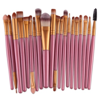 Make up Brush set 20 pc / Kuas Make Up isi 20 High-Quality Soft Makeup Brush