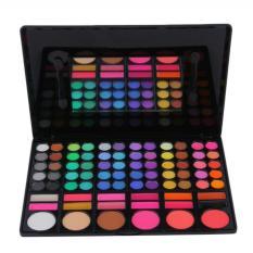 Make Up Pallette 78 Warna - Set Pallette Make Up Professional (Black)