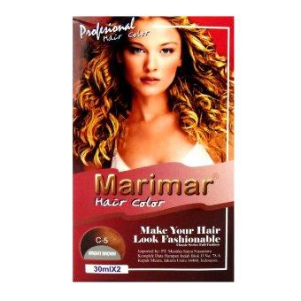 Harga Marimar Semir Rambut / Cat Rambut 30MLX2 – C5 Murah