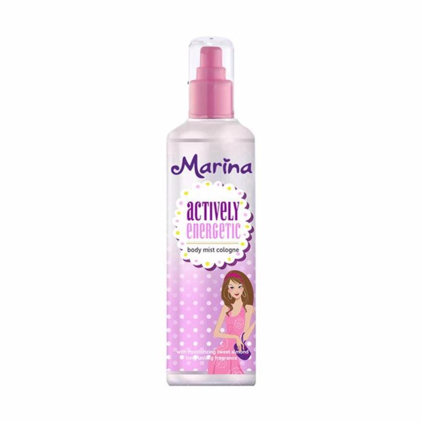 Marina Paket Bersinar Pink