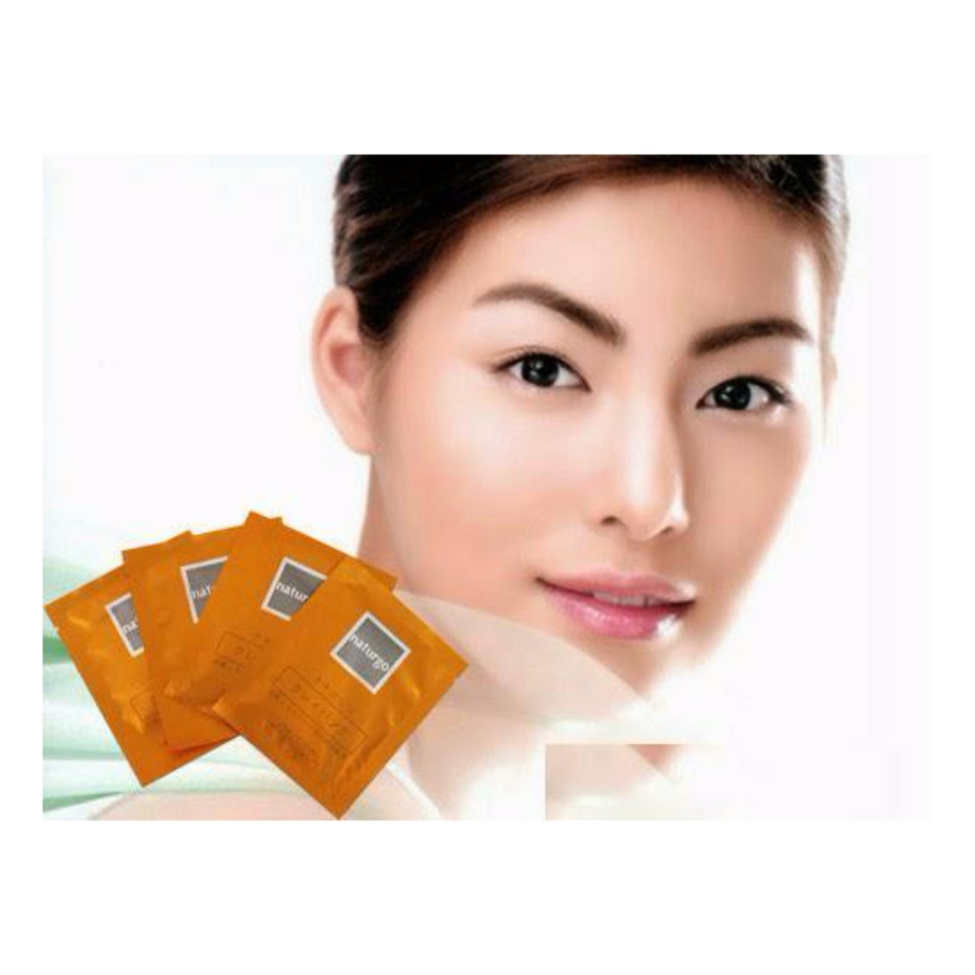 Price Checker Masker Lumpur Naturgo Emas Shiseido Gold Mas 24k Wajah 5pcs