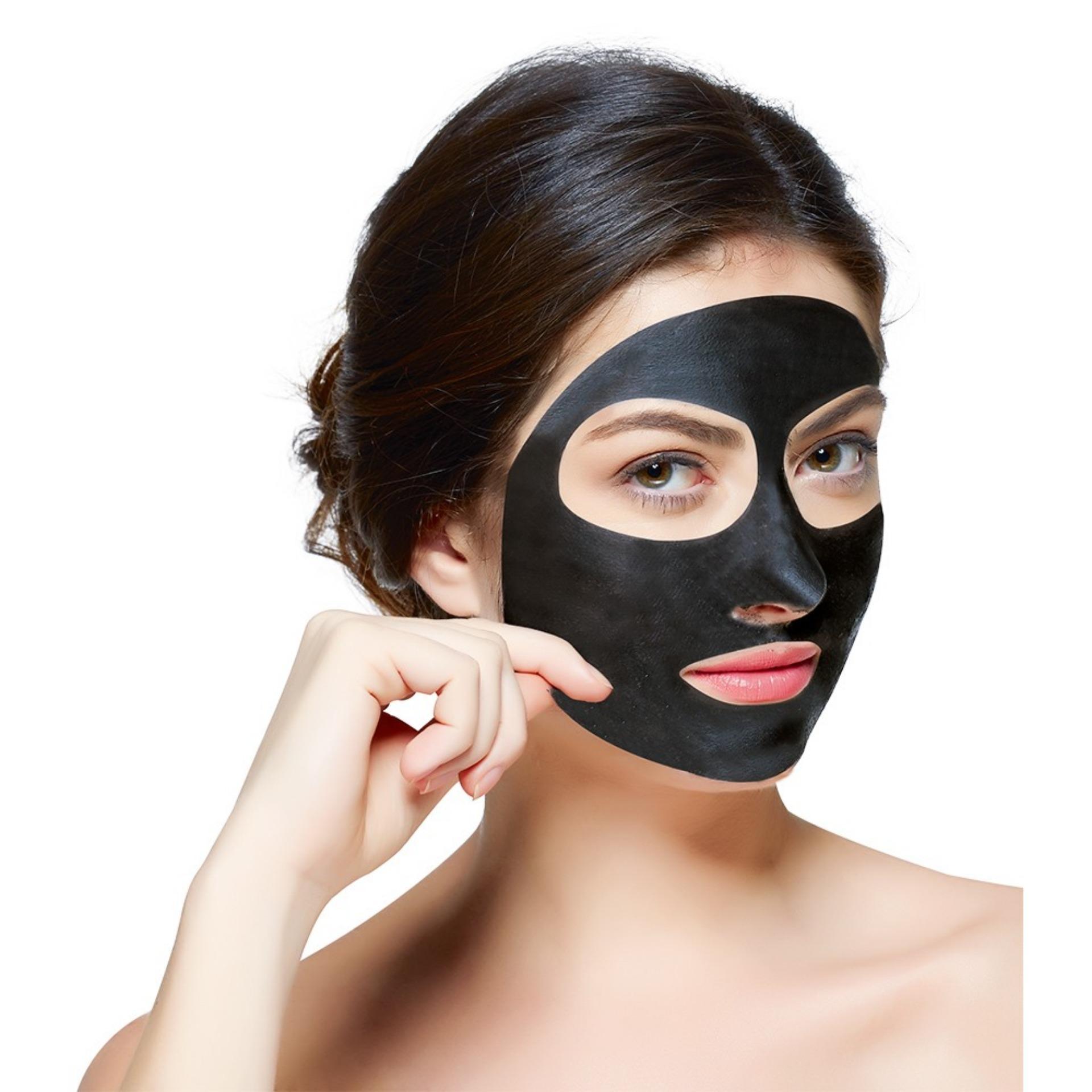 Price Checker Masker Naturgo Hanasui Original Bpom Lumpur Peel Off Face Maskwajah 1 Box Isi 10 Pcs