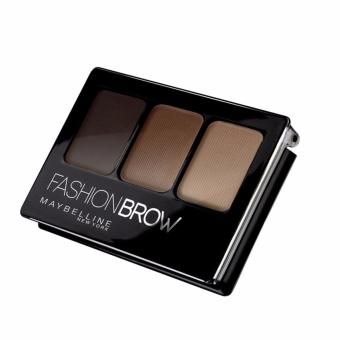 Maybelline Fashion Brow 3D Brow & Nose Palette FREE ONGKIR