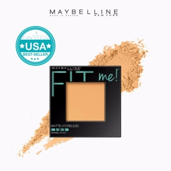 Maybelline Fit Me Matte Poreless Powder 220 Natural Beige