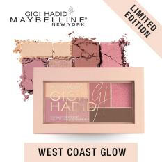Maybelline Gigi Hadid Eyeshadow Palette - Cool