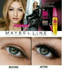 Maybelline The Magnum Barbie Waterproof Mascara