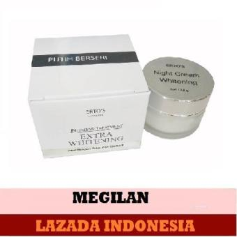 MEGILAN - Ertos Krim Malam / Cream Malam Ertos / Ertos Night Cream