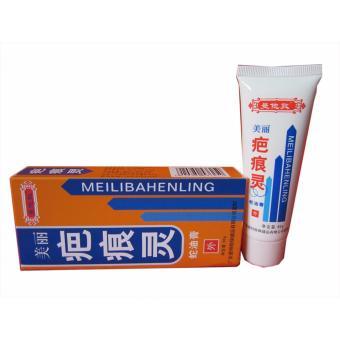 MEILIBAHENLING (asli), obat oles penghilang bekas luka - 2