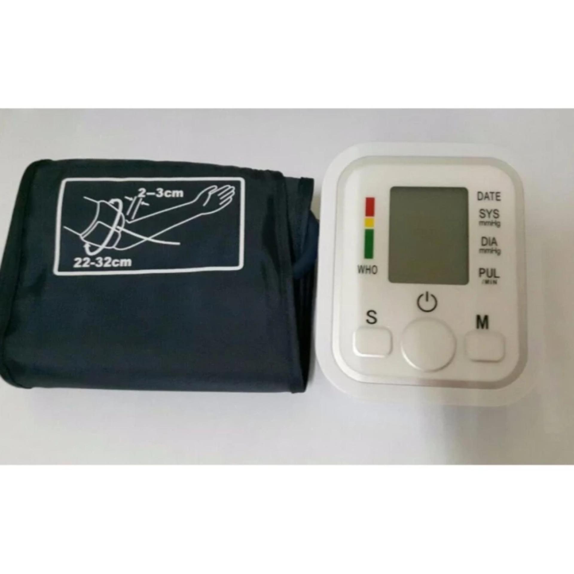 Belanja Terbaik Mellius Alat Monitor Kesehatan Tensimeter Ukur Tensi Darah Blood Pressure Tekanan Bloodpressure