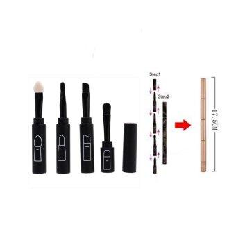 Mini Brush Yalicai Makeup Brush 4 In 1 Set