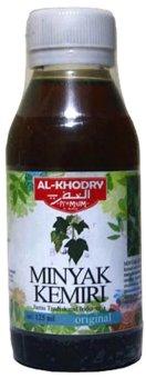 Harga Minyak Kemiri Al Khodry Obat Penumbuh Rambut Murah