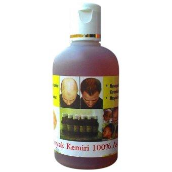 Harga Minyak Kemiri Asli – Menghitamkan Dan Menyuburkan Rambut Murah