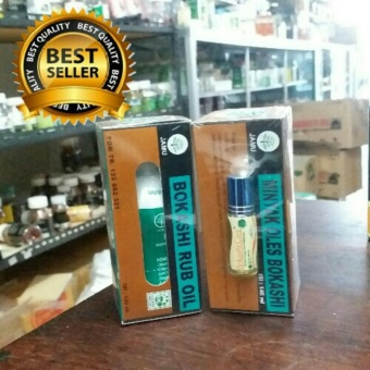 MINYAK OLES BOKASHI 140 ML RUB OIL /MEDICATED OIL