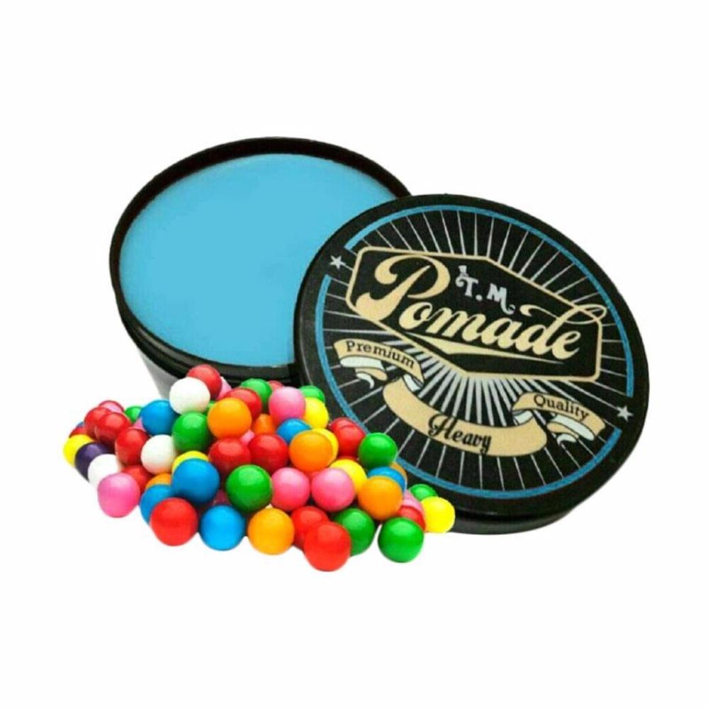 BELI..! Minyak Rambut TM Pomade – Hard [Isi 3: Bubble Gum, Anggur, dan Apel] Terpopuler
