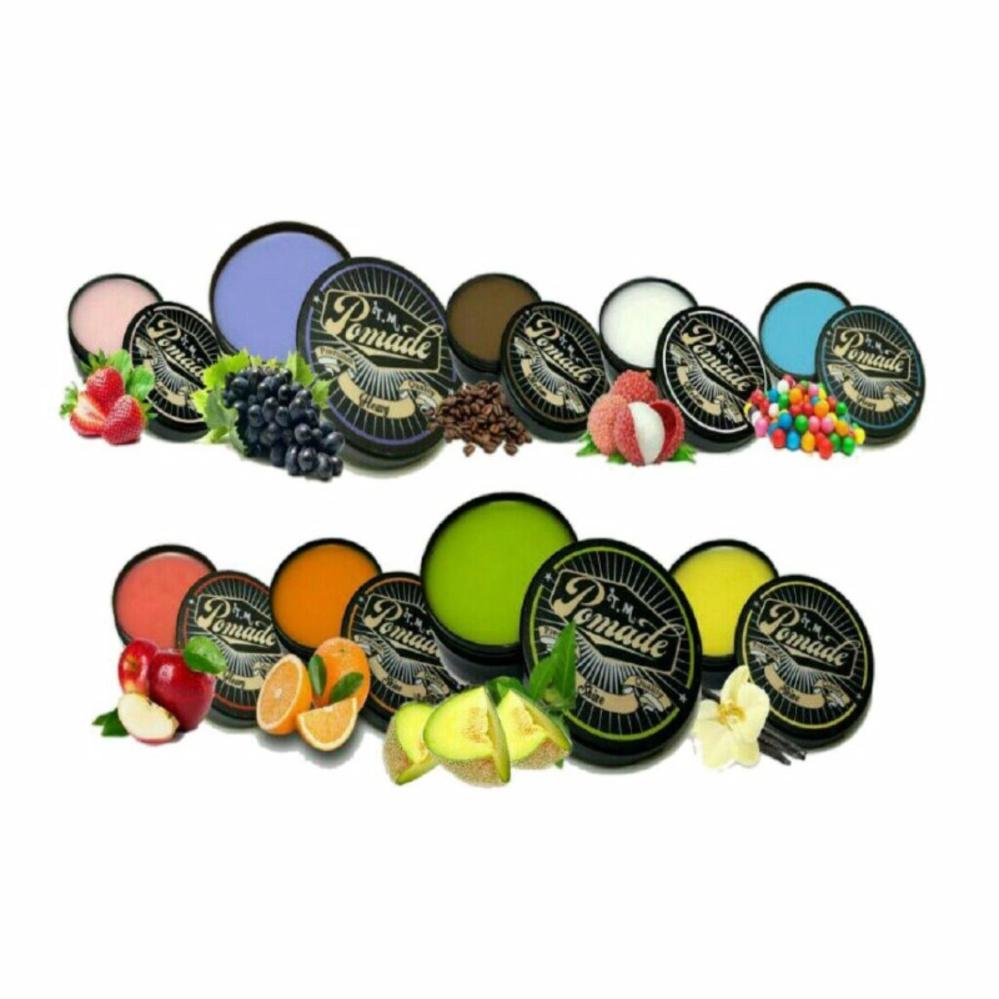 REVIEW Minyak Rambut TM Pomade – Semua Aroma (Pilih salah satu) Terpopuler