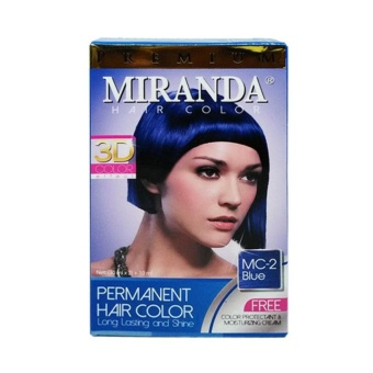 Harga miranda hair color mc2 BLUE Murah