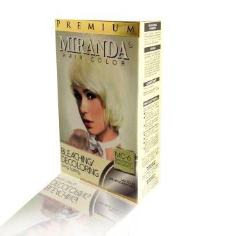 Harga Miranda Premium Hair Color 3D Mc-6 Bleaching / Decoloring Murah