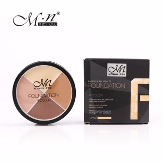 MN MeNow Pro 4 Color Foundation Concealer For Shading Contouring
