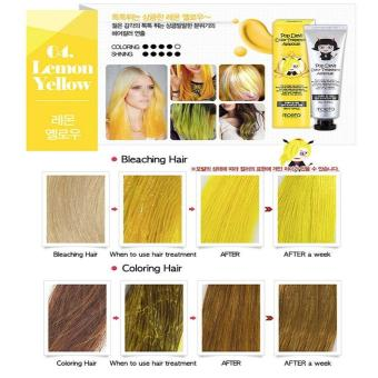 Harga MOETA Pop Devil Color Treatment Ampoule – 04 Lemon Yellow Murah