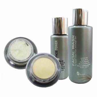 Ms Glow Paket Brightening Series