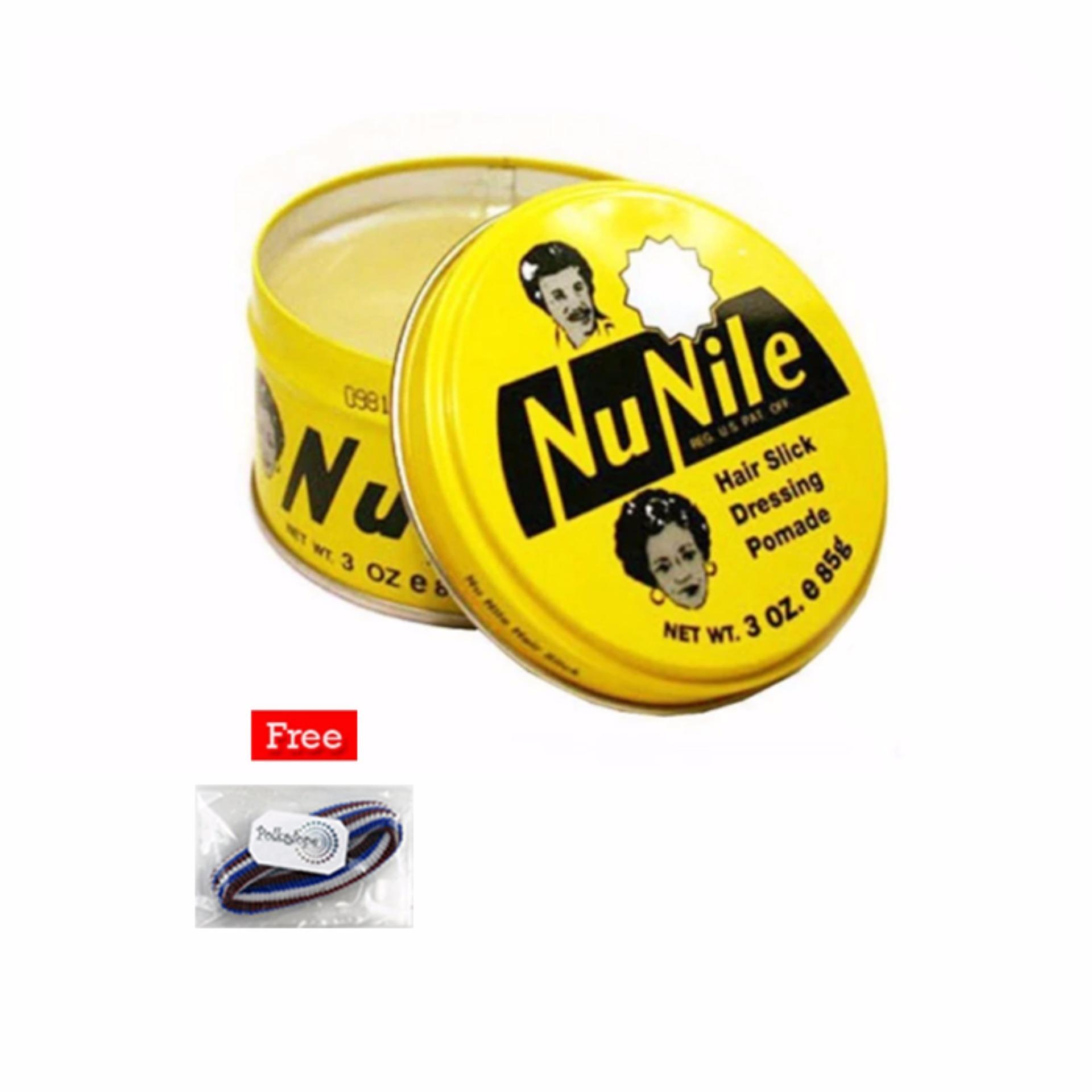 Diskon Penjualan Murrays Nu Nile Hair Dressing Pomade Sisir Edgewax Black Extreme Hold Flash Sale Saku 1pcs Free Ikat Rambut