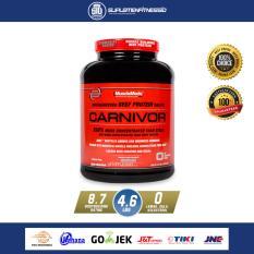 Musclemeds Carnivor Whey 4,6 Lbs Rasa Coklat