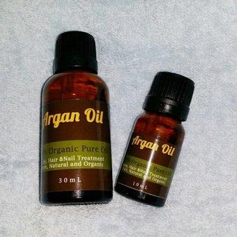 Harga Natural Hut – Argan Oil Murni Untuk Perawatan Rambut Dan Kulit – 30ml Murah