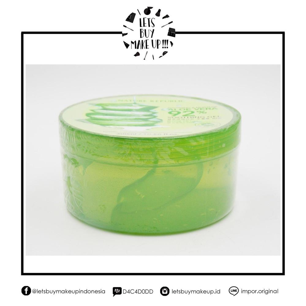 92 Aloe Vera Soothing Gel Nature Republik Cream Ajaib Serbaguna Terlaris Republic