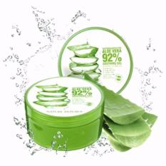Nature Soothing & Moisture Aloe Vera 92% Republic Soothing Gel Lidah Buaya - 300ml Original