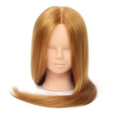 New 66,04 cm 30% manusia pelatihan profesional model rambut Salon tata rias wajah
