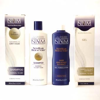 Harga NISIM Biofactors Hair Tonic-normal,kering – Perawatan rambut Murah