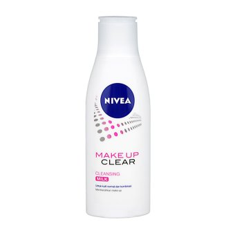 Nivea Make Up Clear Cleansing Milk - 200 mL