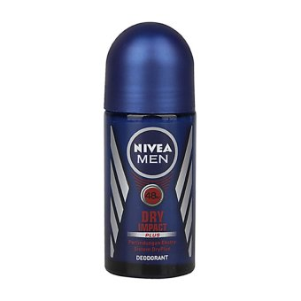Nivea Men Deodorant Dry Impact Roll On - 50ml