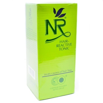 Harga NR Hair Reactive Tonic – Treats Causes of Hair Loss – 200ml Murah