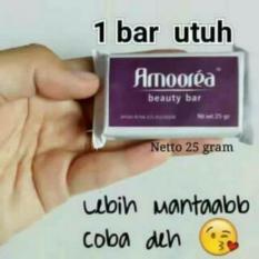 Nu Amoorea Beauty Bar/ Amoorea Ungu 1 bar 25gr