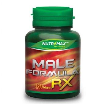 harga Nutrimax Male Formula Rx 30's Lazada.co.id