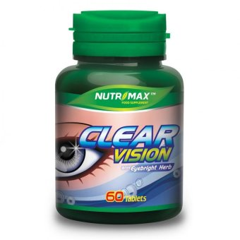 harga Nutrimax New Clear Vision With Eyebright 60's Lazada.co.id
