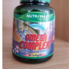 Nutrimax - OMEGA COMPLEX 8in1
