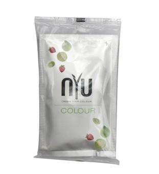 NYU Hair Color Burgundy 30g Cat Pewarna Rambut Herbal - 2