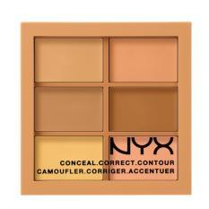 NYX Professional Makeup 3C Palette Medium