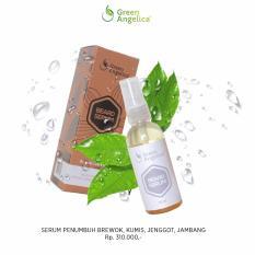 ... Alami Beard Serum Green AngelicaIDR310000. Rp 310.000. Obat Cepat Penumbuh Bulu Brewok Kumis Jenggot Jambang Alis Hasil Asli ...