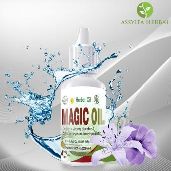 Obat Oles Herbal Mengatasi Impotensi Magic Oil .