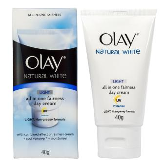 Olay Natural White Light 40gr