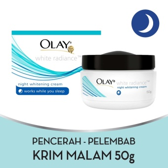Olay White Radiance Intensive Night Cream - 50gr