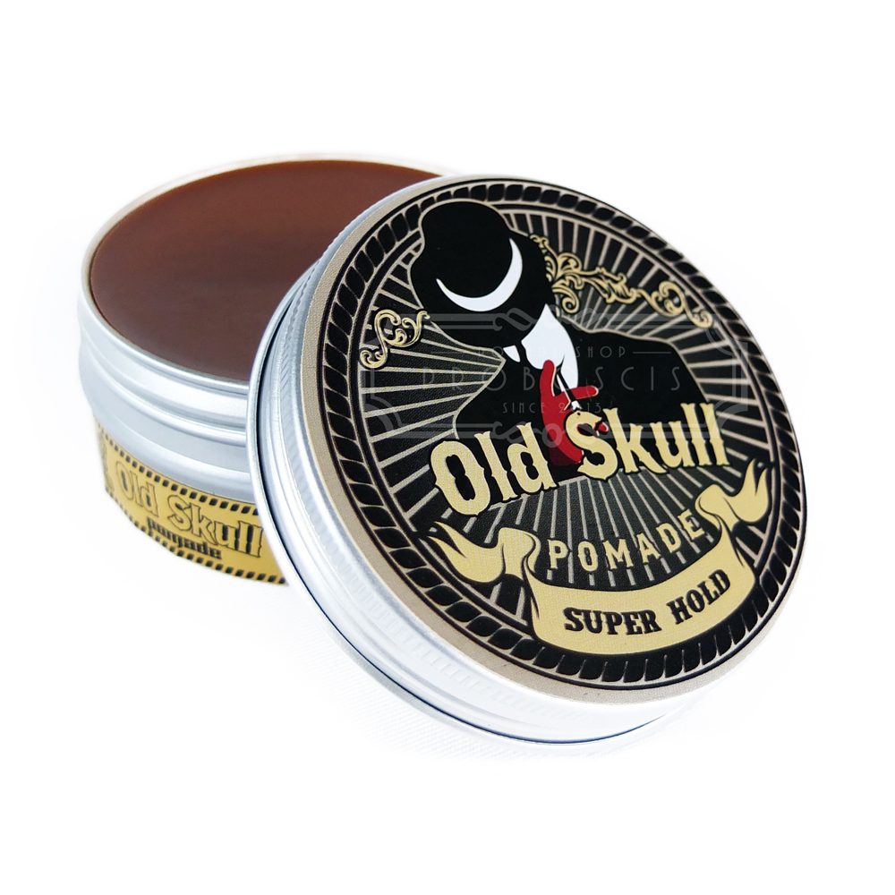 DISKON..! Oldskull Strong Hold Bubble Gum Pomade Terbagus
