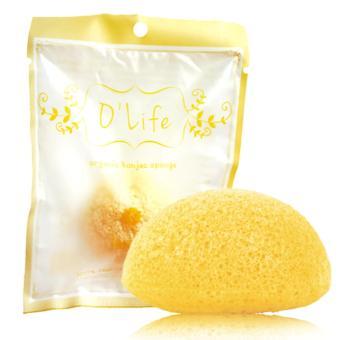 O'Life Konjac Sponge - Lemon