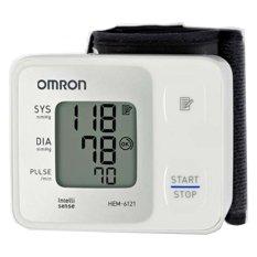 Omron 6121 - Tensimeter Digital Pergelangan Tangan