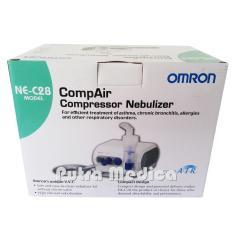 Omron Nebulizer / Alat Terapi Uap - NEC28