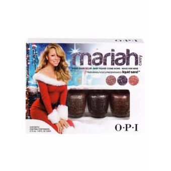 OPI - Mini Mariah Carey Liquid Sand Trio #1 Nail Polish