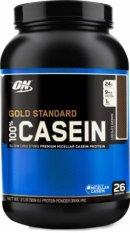 Optimum Gold Standard 100% Casein 4 Lbs - Chocolate Supreme